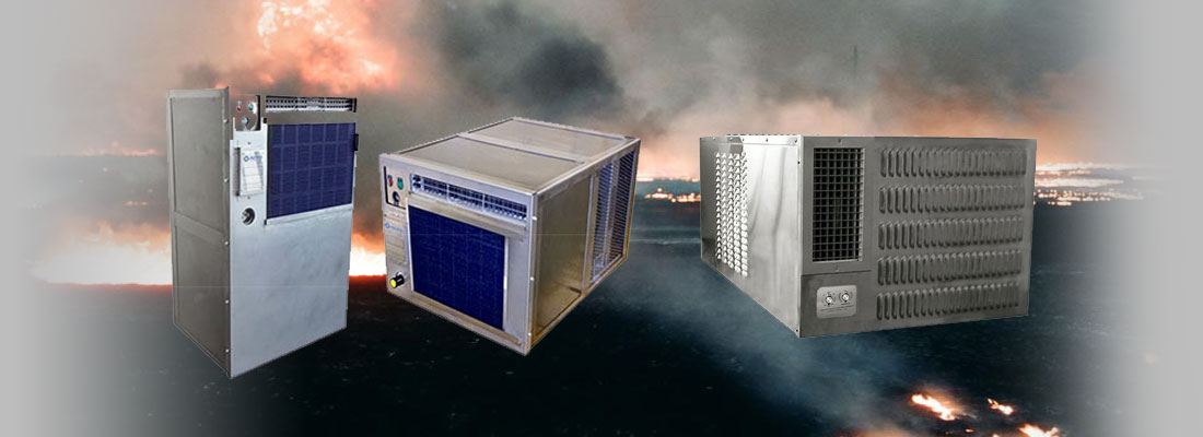 fireproof air conditioners